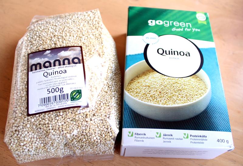 Quinoa kjøpe