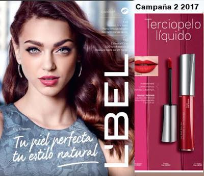 catalogo lbel campaña 2 2017