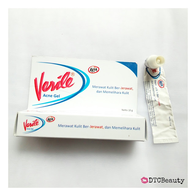 VERILE ACNE GEL