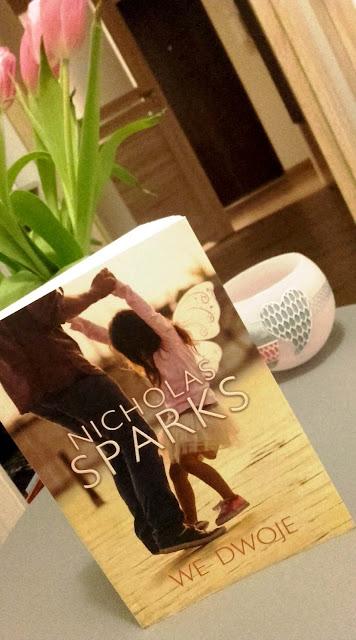 """""""We dwoje"""" Nicholas Sparks"""