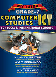 Grade 7 ICT - 1st Term 2019 - jaf/Udumpitty Ladies College - Jaffna
