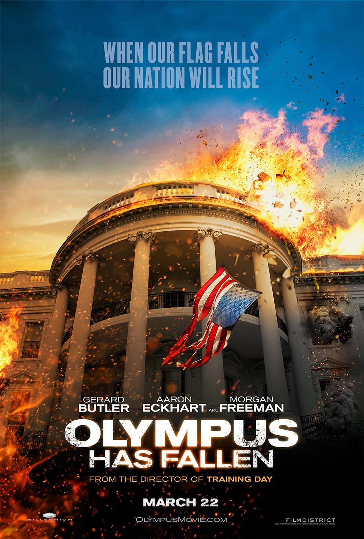 Xem Phim Nhà Trắng Thất Thủ 2013