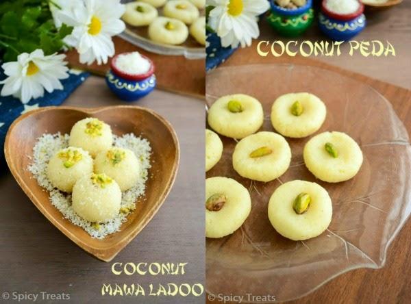 Spicy Treats: Coconut Peda