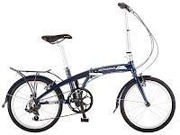 Schwinn Adapt 1 (7 speed) Folding Bike, review features compared with Schwinn Adapt 2 and Schwinn Adapt 3