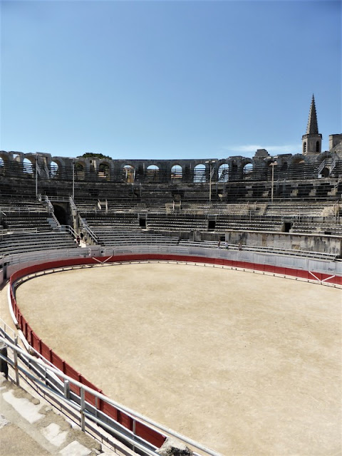 Anfiteatro Romano. Las Arenas de Arlés
