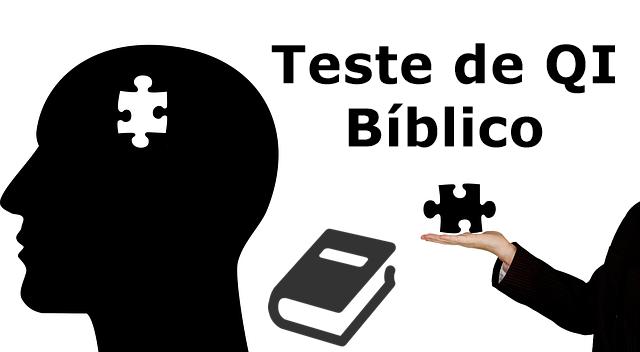 Teste de QI Bíblico