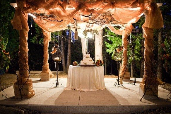 Paradise Springs Fresno CA Wedding Venues