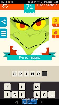 Iconica Italia Pop Logo Quiz soluzione pacchetto 5 livelli 71-75