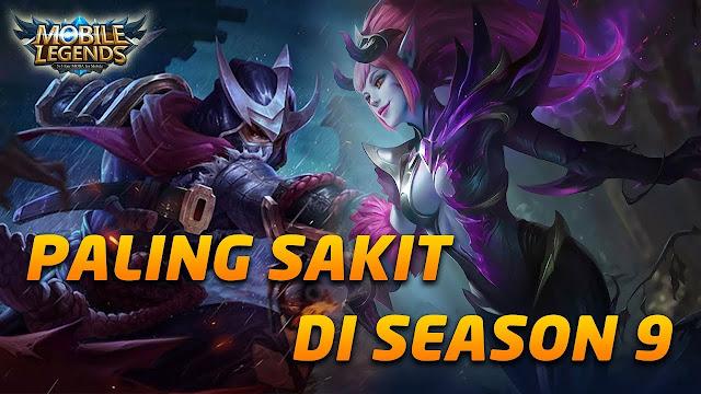 7 Hero Mobile Legends Ini Wajib Kamu Banned di Season 9