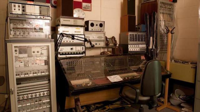 ¿Qué plan secreto tenía la BBC para su difusión durante la Guerra Fría?