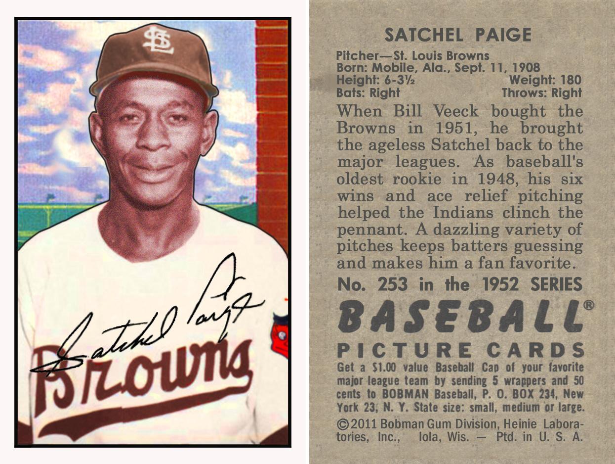 Bob Lemkes Blog Checklist Of My Custom Baseball Cards 1951 56