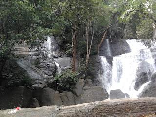 Vazhvanthol Waterfalls Trivandrum
