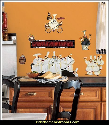 Fat Chef Kitchen: Decorating Theme Bedrooms