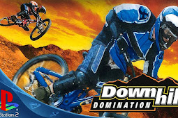 Game Downhill Domination PS2/PCSX2 ISO Download
