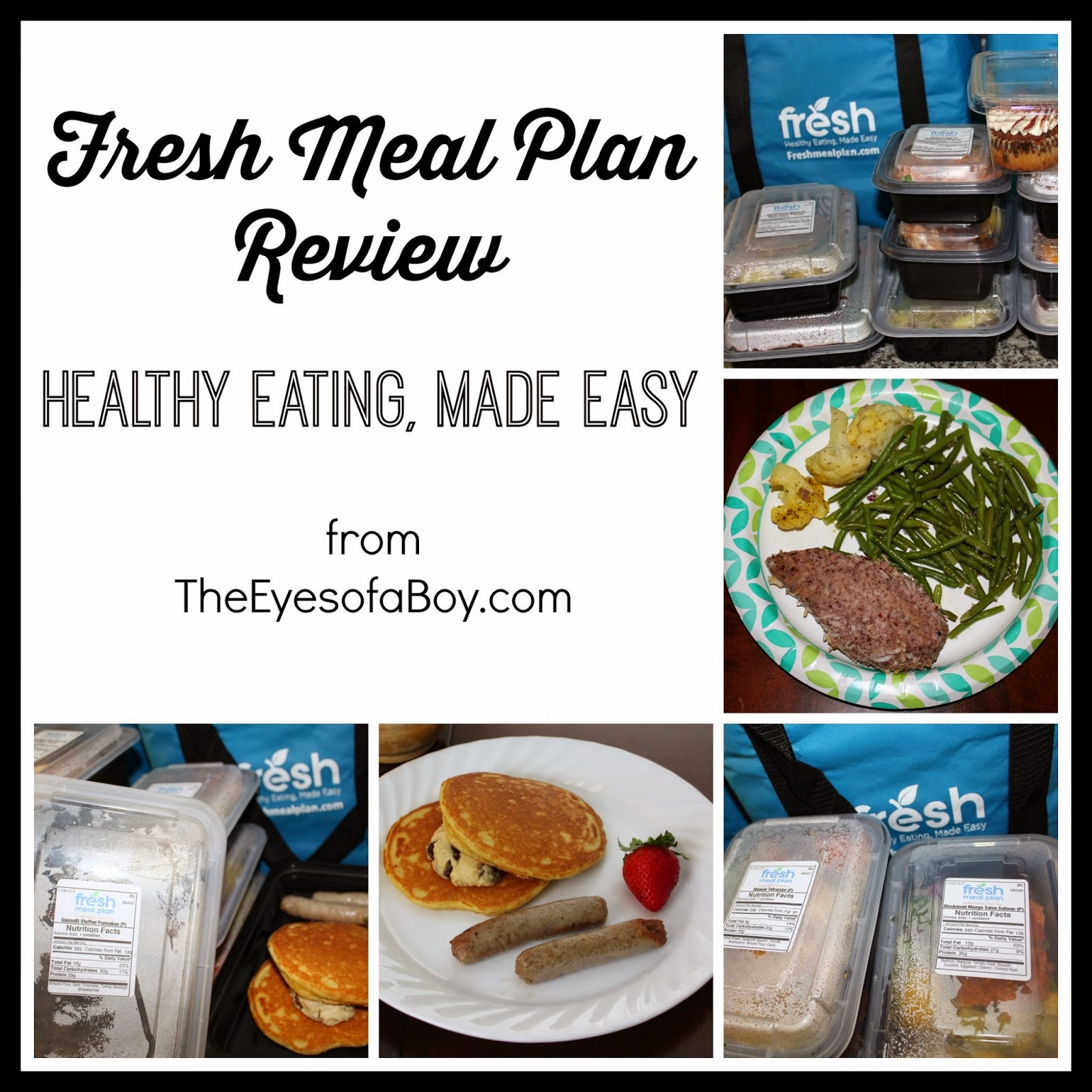 Fresh Meal Plan Meal Delivery Review The Eyes Of A Boy
