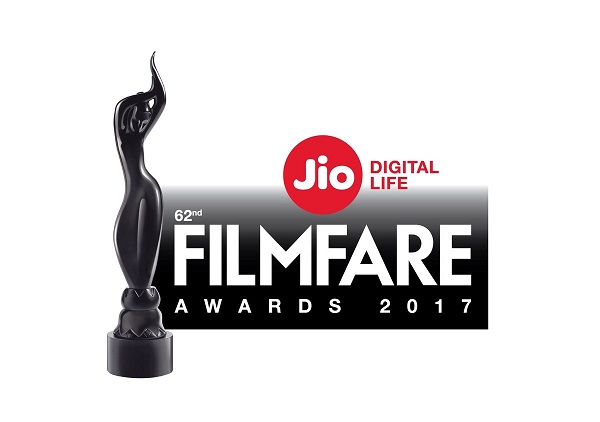 Jio Filmfare Awards 2017 Winner List