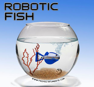 Real Robotic Fish
