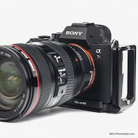 New Sunwayfoto PSL-a7RIII Custom L Bracket for SONY α7RIII Camera Preview