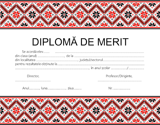 Diplome de absolvire