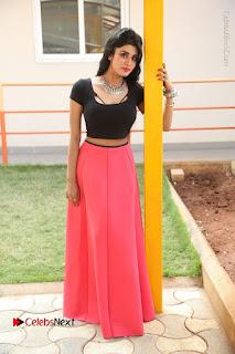 Telugu Actress Harini Stills at Dhyavudaa Movie Teaser Launch  0368.JPG