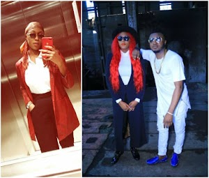 """You need to shut up"" – Cynthia Morgan slams MC Galaxy over Tekno"