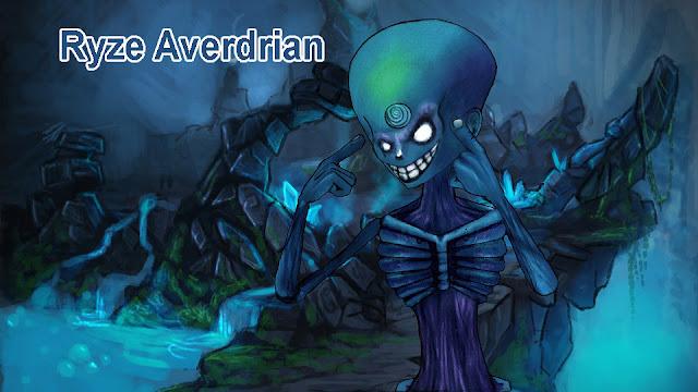 Mod Skin Ryze Averdrian