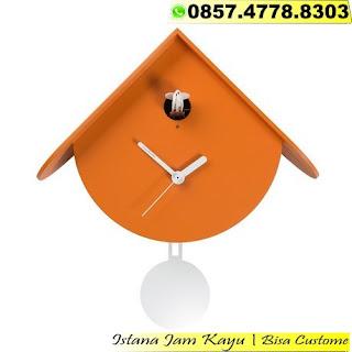 Jam Dinding Kayu Unik Jam Dinding Kayu Custom Jam Dinding