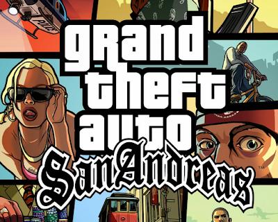 Download GTA San Andreas v1.08 Apk Data