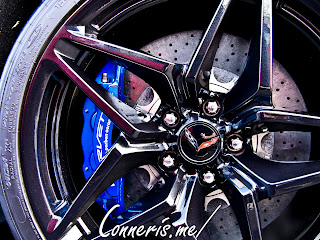 2019 Chevrolet C7 Corvette ZR1 Wheel