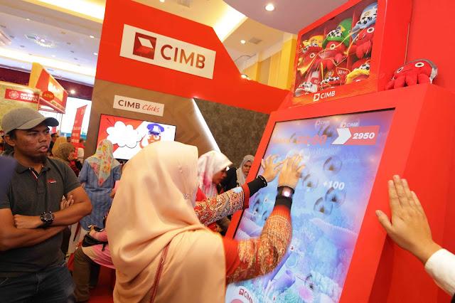 Bank Negara Malaysia dan Industri Kewangan Anjur Karnival Kewangan Di Terengganu