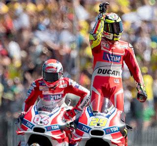 Ducati Berusaha Tenang, Meskipun Tampil Tidak Konsisten