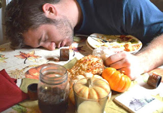 tidur setelah makan memiliki efek buruk untuk kesehatan