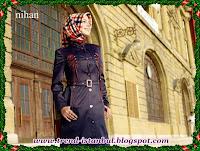 Nihan Giyim 2012 Pardesü Modelleri