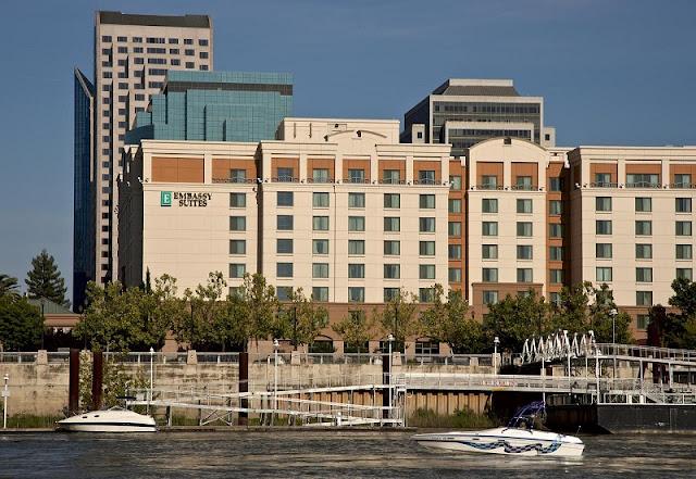 Hotel Embassy Suites Sacramento - Riverfront Promenade em Sacramento