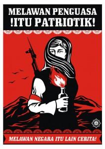 Contoh Poster Propaganda
