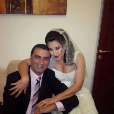 زواج سهام الشعشاع