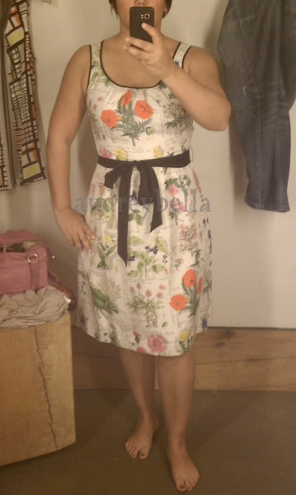 4eaf36a6aa21 Tuilieries Dress – Size 6 – The was a perfect fit at the chest. If I had a  summer wedding shower this would be the dress to wear.