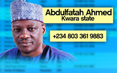 Sahara Reporters Publishes Names of Nigerian Governors