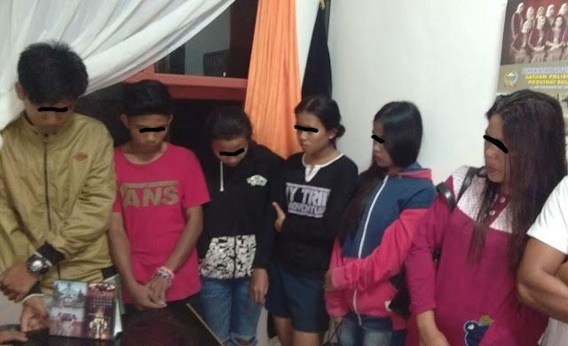 Diciduk Mesum di Wisma dan Kos- kosan, 8 Remaja ini Jalani Tes HIV/AIDS