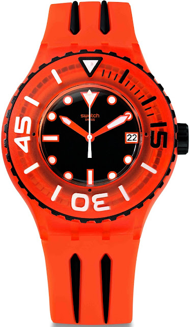 Swatch Scuba Libre SUNDOWNER Price Rs 4580