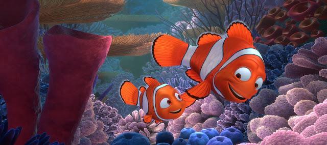 Ο Μάρλιν και ο γιος του ο Νέμο 10 Πράγματα που Δεν Ξέρατε για την Ταινία Finding Nemo (2003) της Pixar