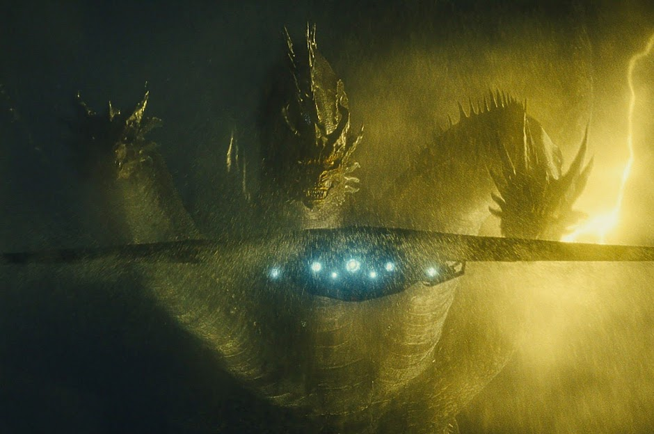 """Godzilla: Rei dos Monstros"""