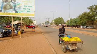 Boulevard Mali Bero