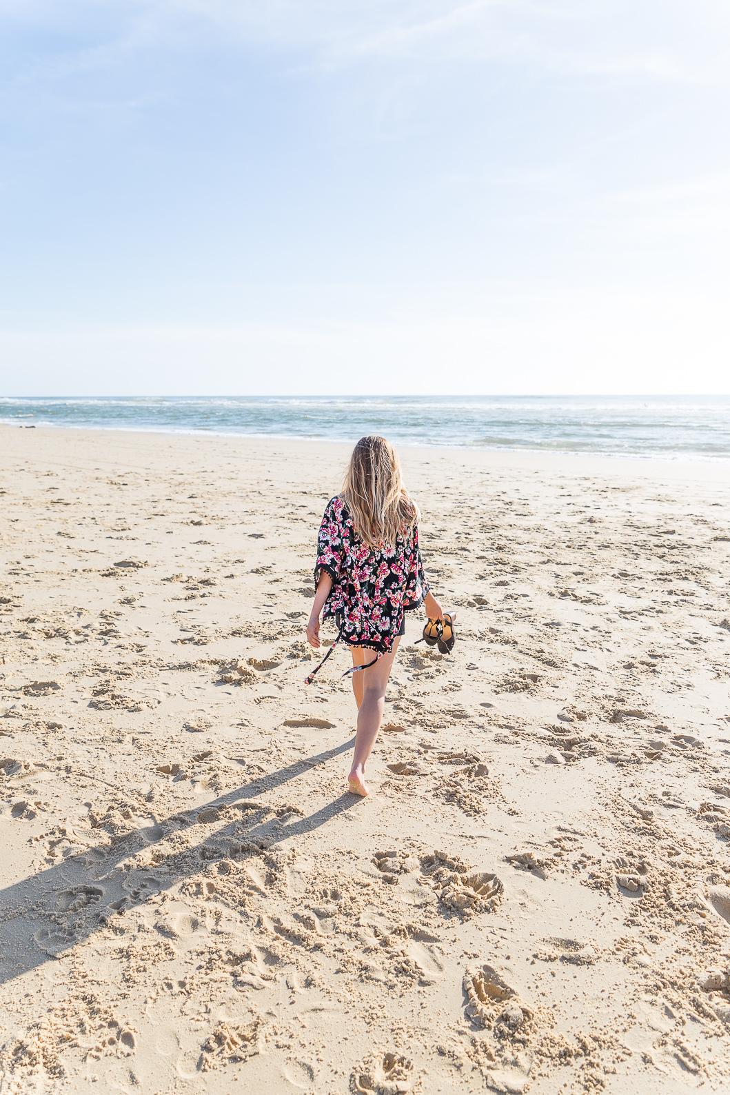 Biscarosse océan plage