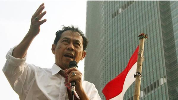 PDIP Ancam Somasi karena Disebut Pelihara Komunis, Begini Jawaban Sri Bintang