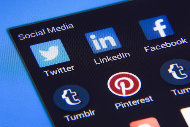 social media, linkedin, smart phone, network, connection