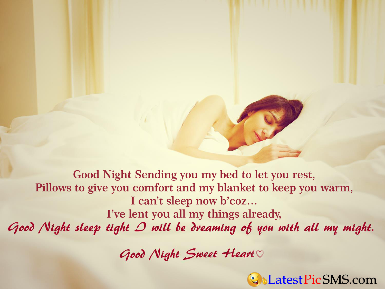 good night sweet dreams love pics quotes