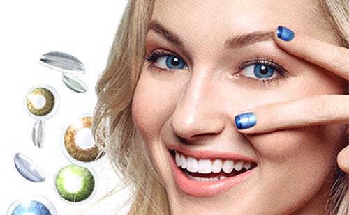 Como elegir las mejores lentillas de fantasía :