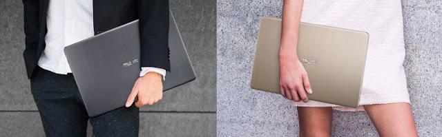 ASUS VivoBook S15 S510UQ, Netbook Idaman Yang Gesit dan Elegan
