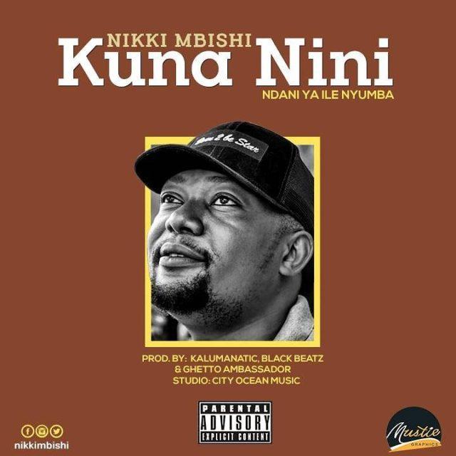 Nikki Mbishi - Kuna Nini (Ndani Ya Ile Nyumba)